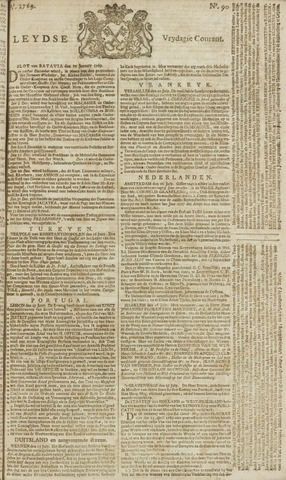 Leydse Courant 1769-07-28