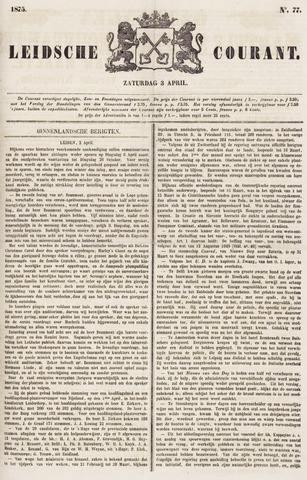 Leydse Courant 1875-04-03