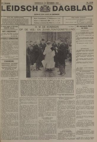 Leidsch Dagblad 1935-09-19
