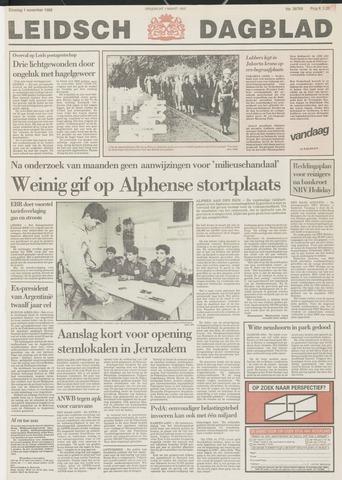 Leidsch Dagblad 1988-11-01