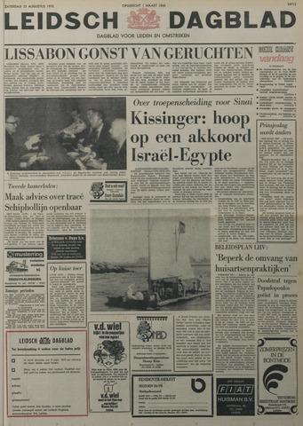Leidsch Dagblad 1975-08-23