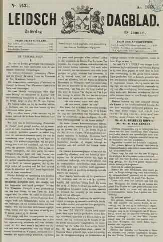 Leidsch Dagblad 1868-01-18