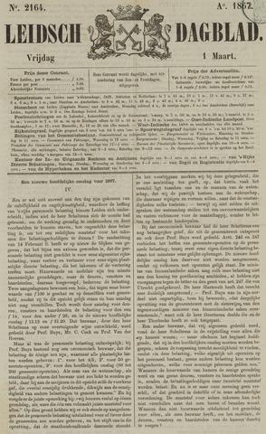 Leidsch Dagblad 1867-03-01