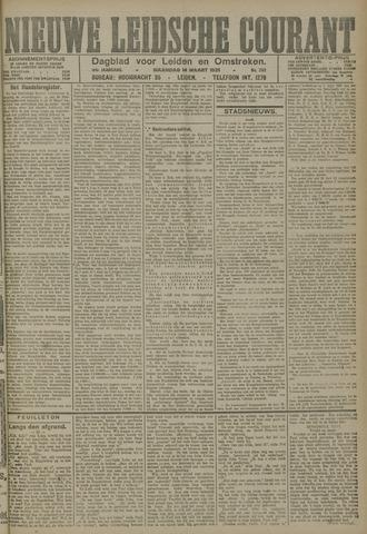 Nieuwe Leidsche Courant 1921-03-14
