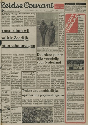 Leidse Courant 1981-10-05