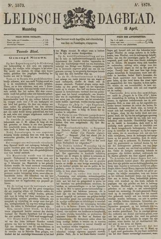 Leidsch Dagblad 1878-04-15