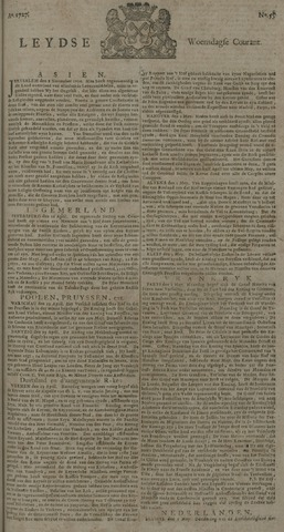 Leydse Courant 1727-05-07