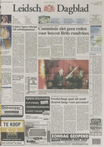 Leidsch Dagblad 1999-10-30