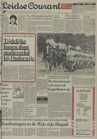 Leidse Courant 1983-08-05
