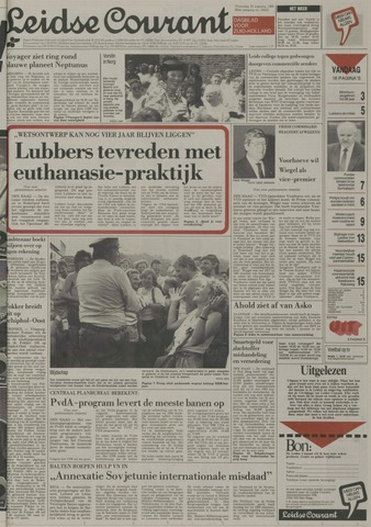 Leidse Courant 1989-08-23