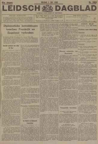 Leidsch Dagblad 1940-07-05