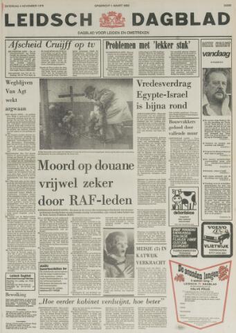 Leidsch Dagblad 1978-11-04