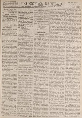 Leidsch Dagblad 1919-02-08