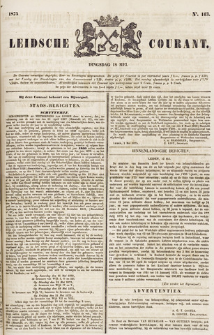 Leydse Courant 1875-05-18