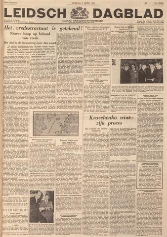 Leidsch Dagblad 1949-04-05