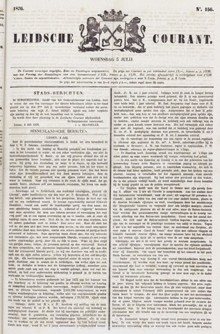 Leydse Courant 1876-07-05