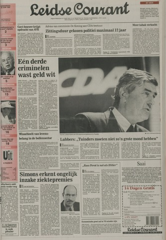 Leidse Courant 1992-06-25