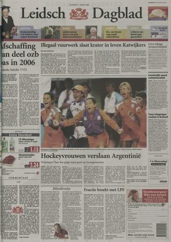 Leidsch Dagblad 2004-08-25