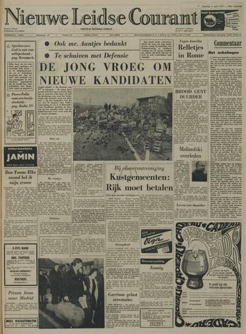 Nieuwe Leidsche Courant 1967-04-01