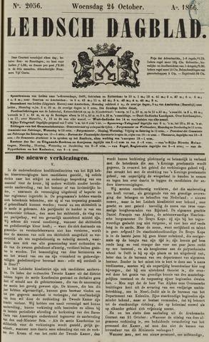 Leidsch Dagblad 1866-10-24