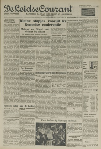 Leidse Courant 1954-05-15