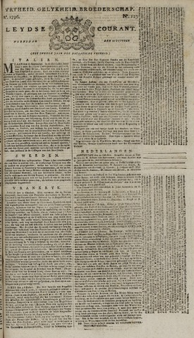 Leydse Courant 1796-10-12