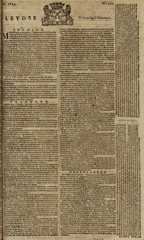 Leydse Courant 1753-10-10