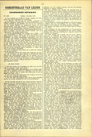 Handelingen van de Raad 1931-10-08