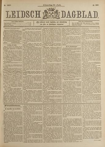 Leidsch Dagblad 1899-07-11