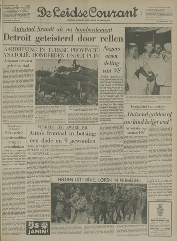 Leidse Courant 1967-07-24