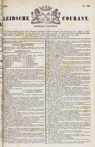 Leydse Courant 1879-08-09