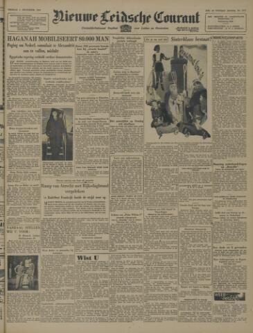 Nieuwe Leidsche Courant 1947-12-05