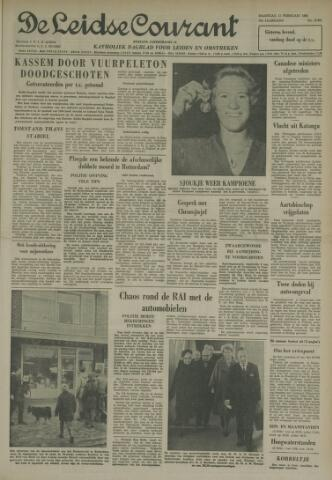 Leidse Courant 1963-02-11