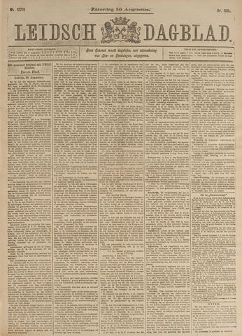 Leidsch Dagblad 1901-08-10