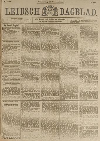 Leidsch Dagblad 1901-11-11