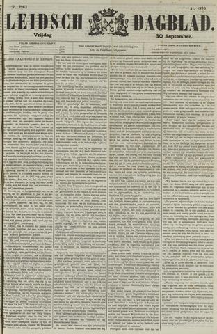 Leidsch Dagblad 1870-09-30
