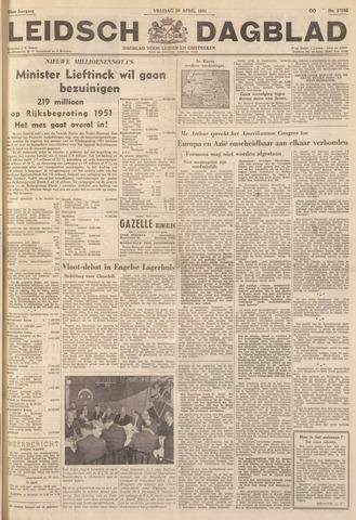 Leidsch Dagblad 1951-04-20