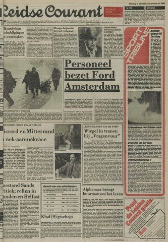 Leidse Courant 1981-04-27