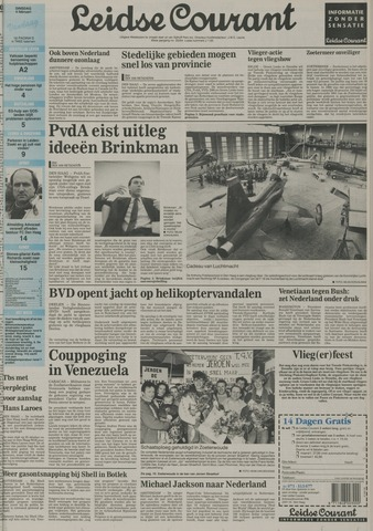 Leidse Courant 1992-02-04
