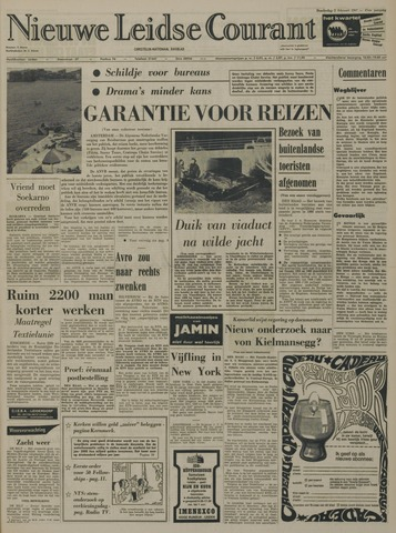 Nieuwe Leidsche Courant 1967-02-02