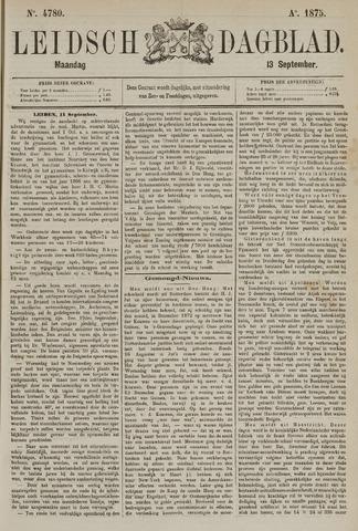 Leidsch Dagblad 1875-09-13