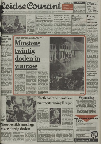 Leidse Courant 1987-07-08