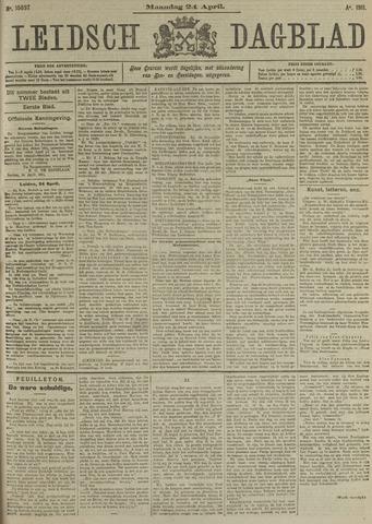 Leidsch Dagblad 1911-04-24