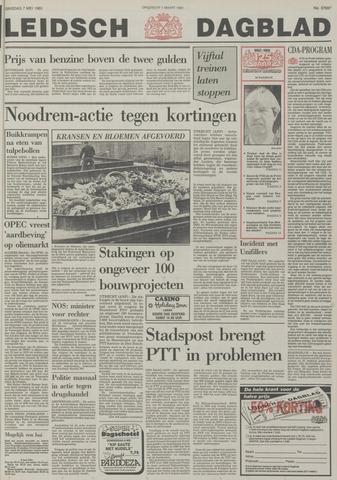 Leidsch Dagblad 1985-05-07