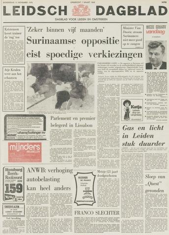Leidsch Dagblad 1975-11-13