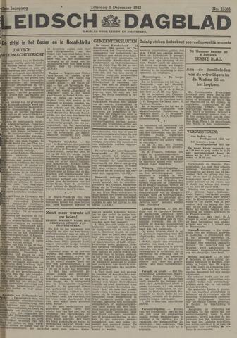 Leidsch Dagblad 1942-12-05