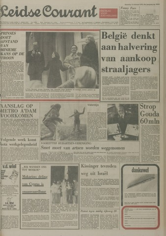 Leidse Courant 1975-02-15