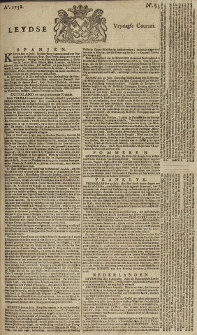 Leydse Courant 1758-08-04