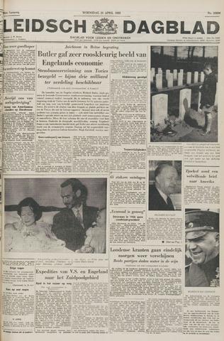 Leidsch Dagblad 1955-04-20