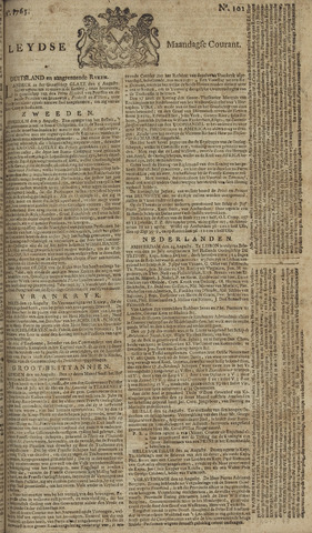Leydse Courant 1765-08-26